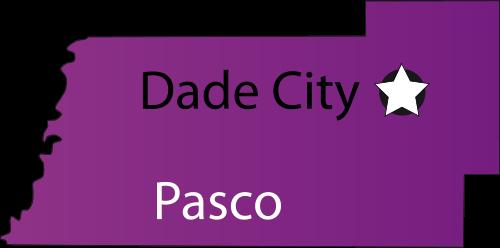 dade map